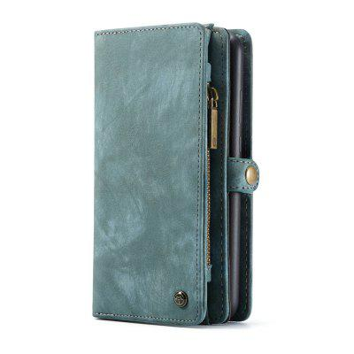 CaseMe Magnetic Wallet Flip Phone Case Multi-Card Slot for Samsung Galaxy A70