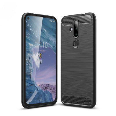 Ultrathin Commercial Carbon  Phone Case for Nokia 6.2/Nokia X71