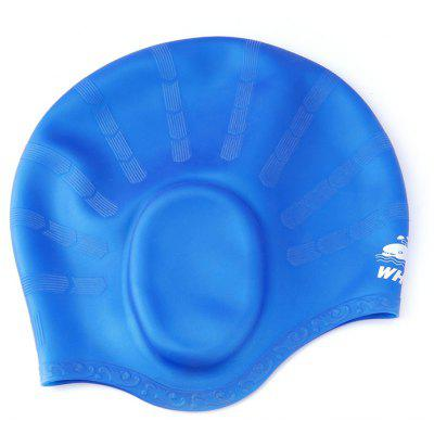 Silicone Swim Cap for Men and Women