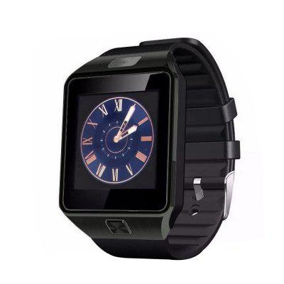 Mini Smart Watch Ceas de mana Bluetooth Suport SIM / TF Card pentru Android / iOS System