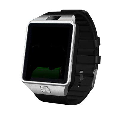 Mini Smart Watch Wristwatch Bluetooth Support SIM / TF Cartão Para Sistema Android / IOS