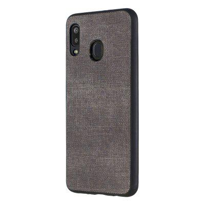 Jeans TPU Cover telefoonhoes voor Samsung Galaxy A20 / Samsung Galaxy A30
