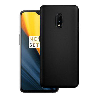 CHUMDIY Protective TPU Soft Back Phone Case for OnePlus 7