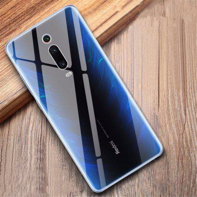 Transparent Soft TPU Phone Case Cover for Xiaomi Mi 9T / Mi 9T Pro