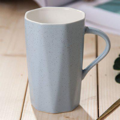 European Ceramic Milk Juice Coffee Mug for Lovers