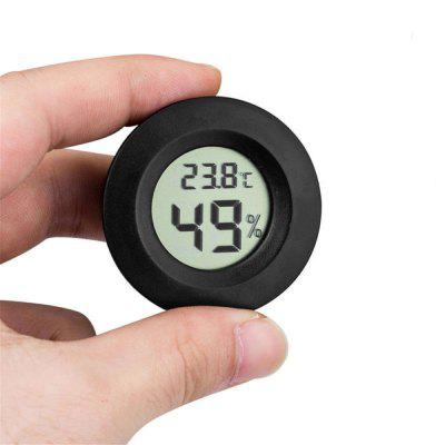 Minismile Mini LCD Digital Thermometer Hygrometer Temperature Humidity Meter