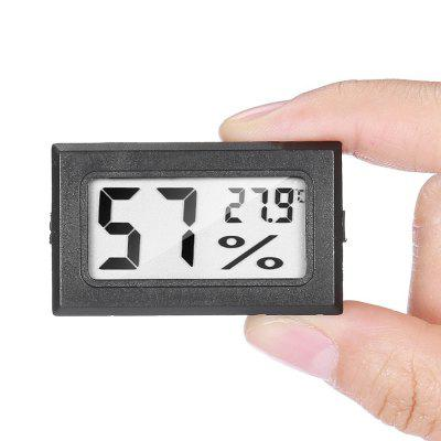 Minismile Mini Digital LCD Indoor Sensor Thermometer Hygrometer Humidity Meter