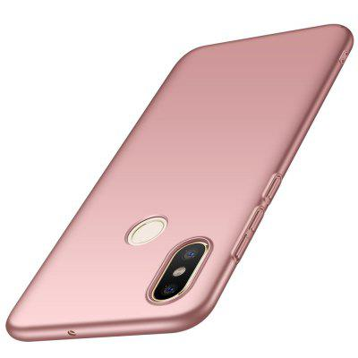 Ultra Thin Shockproof Hard PC Back Cover Phone Case for Xiaomi Mi 8