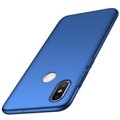 Ultra Thin Shockproof Hard PC Back Cover Phone Case for Xiaomi Mi 8 Pro