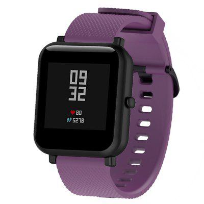 Silicone Replaceable Watch Band Wrist Strap for Xiaomi Huami Amazfit Bip Youth