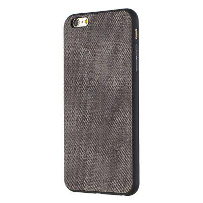 Custodia protettiva per cellulare TPU con cover posteriore per iPhone 6 Plus / iPhone 6S Plus