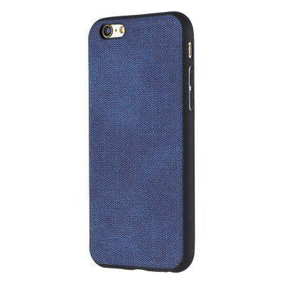 Jeans TPU Back Cover Phone Case for iPhone 6/iPhone 6S