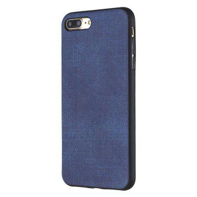 Jeans TPU Zadní Kryt Pouzdro pro iPhone 7 Plus / iPhone 8 Plus
