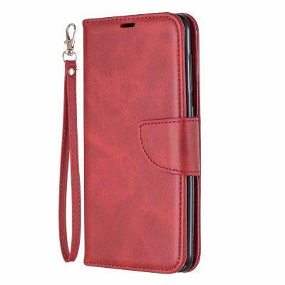 Retro Mobile Phone Protection Leather Case for Samsung A20 / A30