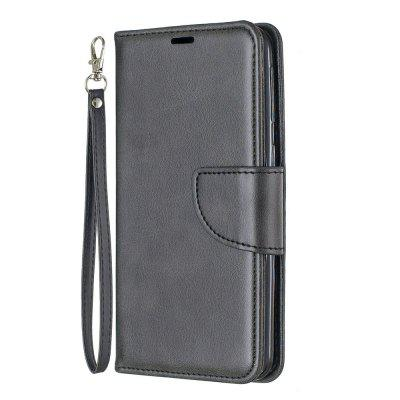 Retro Mobile Phone Protection Leather Case for Samsung A40
