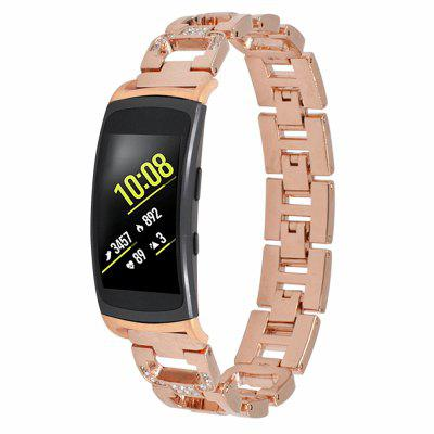 Sledujte popruh pro Samsung Gear Fit 2 Belt Watch Band