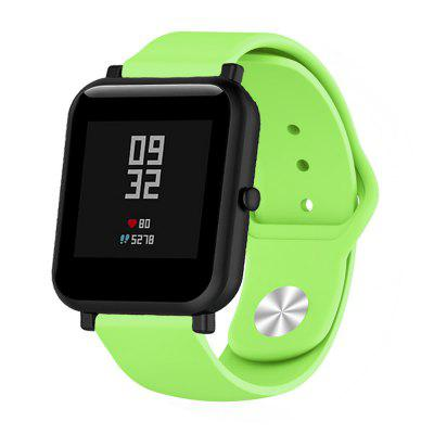 Sport Silicone Wrist Strap Watch Band for Xiaomi AMAZFIT Bip Youth