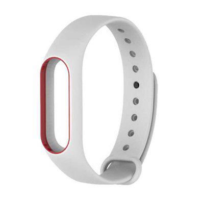 Intelligent Bracelet Silicone Strap for XIAOMI MI Band 2 Wristbands Movement