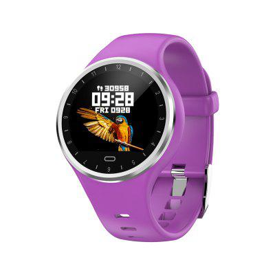 M8 Smartwatch Bracelet Heart Rate Blood Oxygen and Blood Pressure Monitoring Image