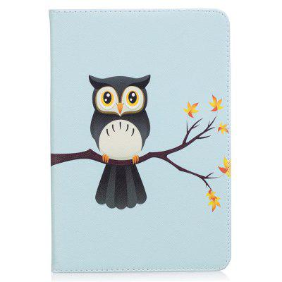 Cartoon Pattern All-Round Protection Leather Tablet Case for IPad Mini 1 / 2 / 3