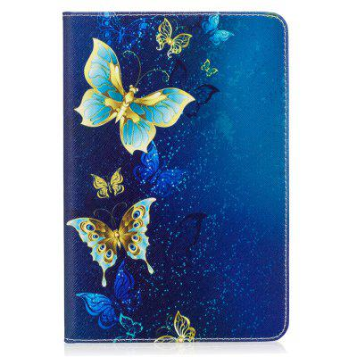 Cartoon Pattern All-Round Protection Leather Tablet Case for IPad Mini 4