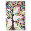 Custodia tablet protettiva in similpelle multicolore in pelle per iPad Mini 5 - MULTI COLORI-D