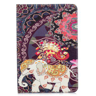 Cartoon Painted Protective Holster Tablet Case for IPad Mini 5