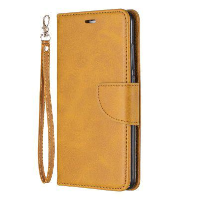 Solid Color Retro Full Protection Leather Phone Case for Xiaomi Redmi 5