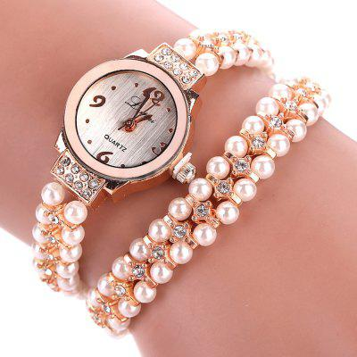 Lvpai Fashion Creative Women'S Plastic Quartz Wrist Watch