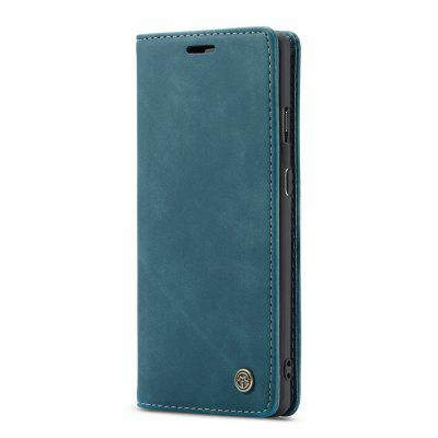 CaseMe Wallet Flip Phone Case Card Slot Ultra-thin Cover Stand for OnePlus 7