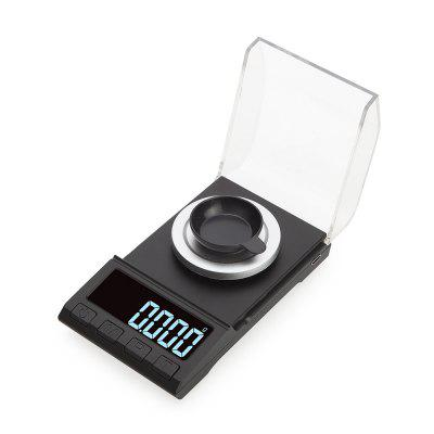 High Precision Jewelry Scale Mini Gold Diamond Weighing Profession Tool