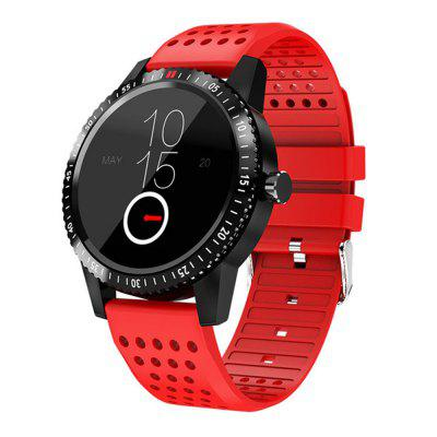 T1 IP67 Waterproof Wearable Device Heart Rate Monitor Color Display Smart Watch Image