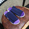 Men Sandals and Slippers Summer Casual Beach Shoes - PURPLE