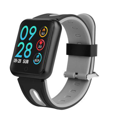 P68 Smartwatch Bracelet Bluetooth Heart Rate Blood Pressure Monitoring for IOS Image