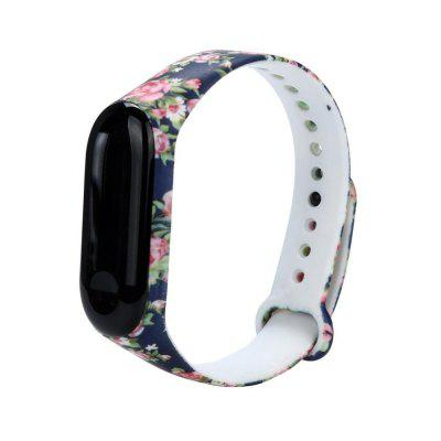 Color Replacement Wrist Band Strap for Xiaomi Mi Band 4