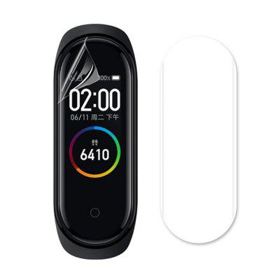 Smart Bracelet Screen Protective Film for Xiaomi Mi Band 4 2PCS