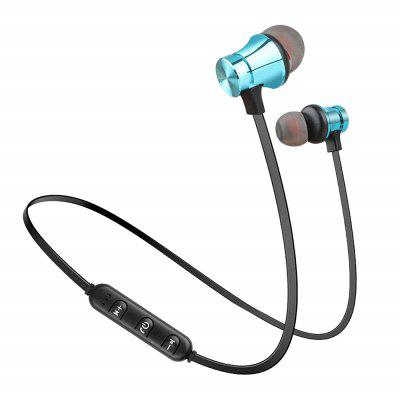 Magnetic Bluetooth 4.2 in-Ear Headset Hands-Free Earphone Sport Earbuds