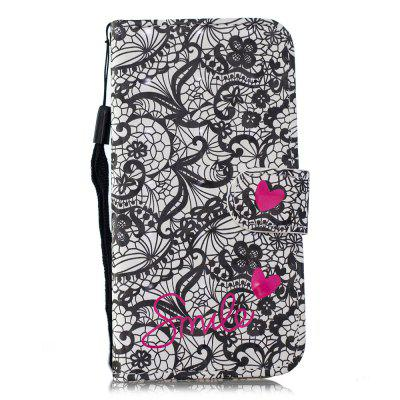 PU Wallet Protective Phone Case 3D Painted Leather Case for Samsung A20