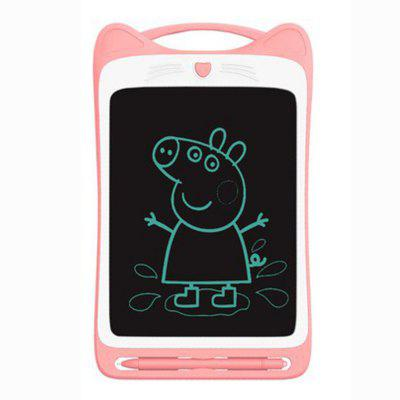 Ultra-Thin 9-INCH LCD Digital Drawing Handwriting Spelling Board Color