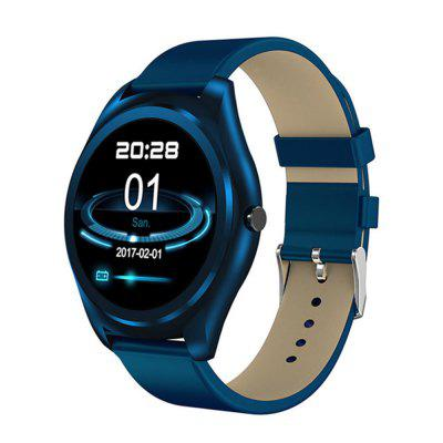 N3 Pro Heart Rate Monitor Call Reminder Fitness Bluetooth Smart Watch Image