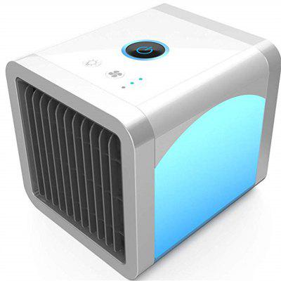 USB Mini Portable Air Conditioner Purifier Desktop Cooler Fan