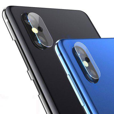Mrnorthjoe Back Camera Lens Protector Folia szklana do Xiaomi Mi Mix 3 - 2PCS