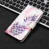 PU Leather 3D Wallet Phone Case for Huawei Mate 20 Lite - MULTI-F