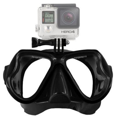 Diving Mask Water Sports Diving Swimming Glasses Equipment Parts for Gopro