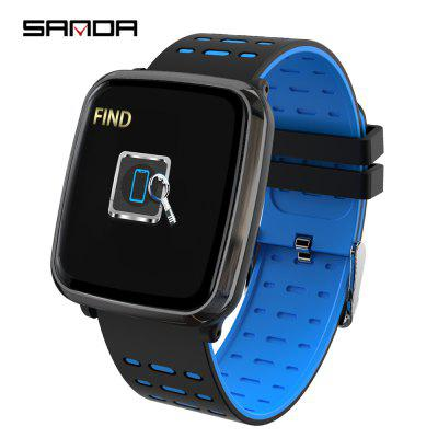 Sanda K02 Full Screen ECG + PPG Waterproof Sleep Monitoring Smart Watches Image