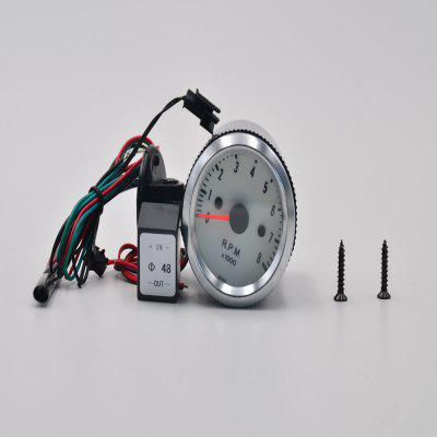 52mm/2 Inch Electroplated Ring Vehicle Speed Meter