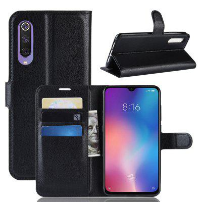 Card Protection Leather Phone Case for Xiaomi Mi 9 SE
