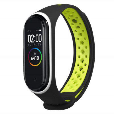 Silicone Sport Replacement Smart Watch Strap for Xiaomi Mi Band 4