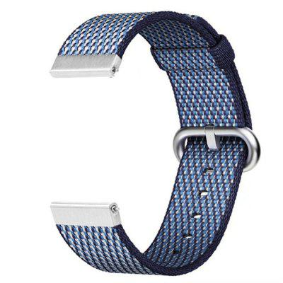 Watch Band for Huawei GT Watch Band Nylon/Stainless Steel Wrist Strap