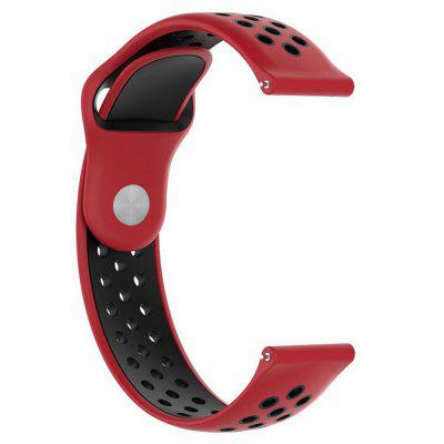 Silicone Sports Watch Band For AMAZFIT Watch Band Bip Watch Band